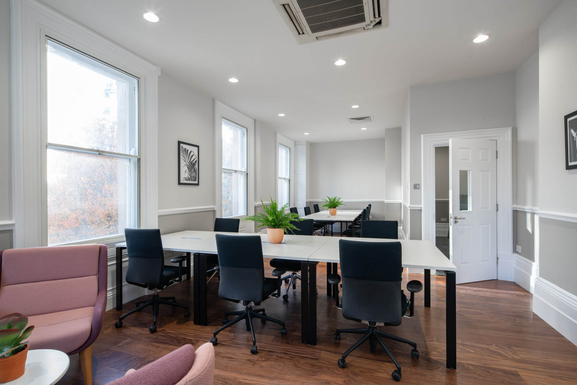 Flexible office space on Oxford Street