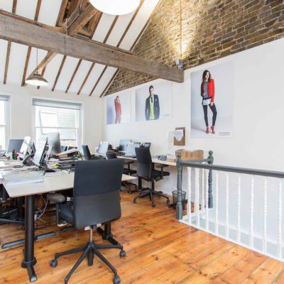 Flexible office space in Clerkenwell