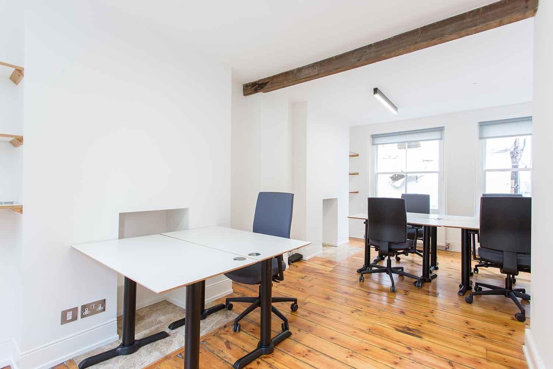 Flexible office space in Clerkenwell