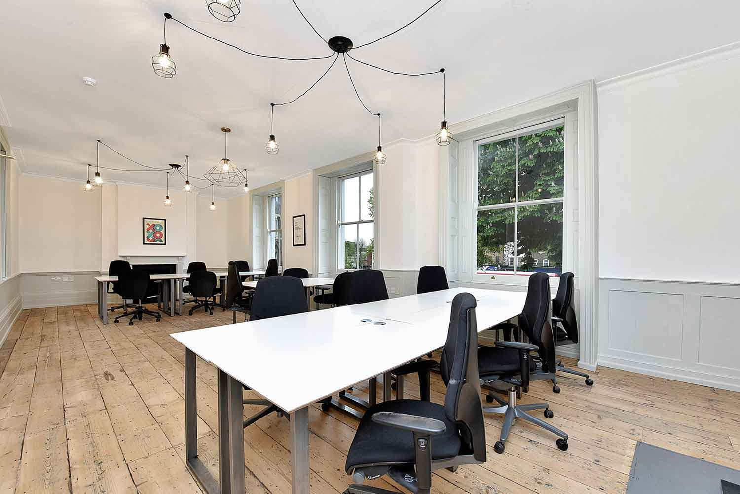 Flexible office space in Dalston