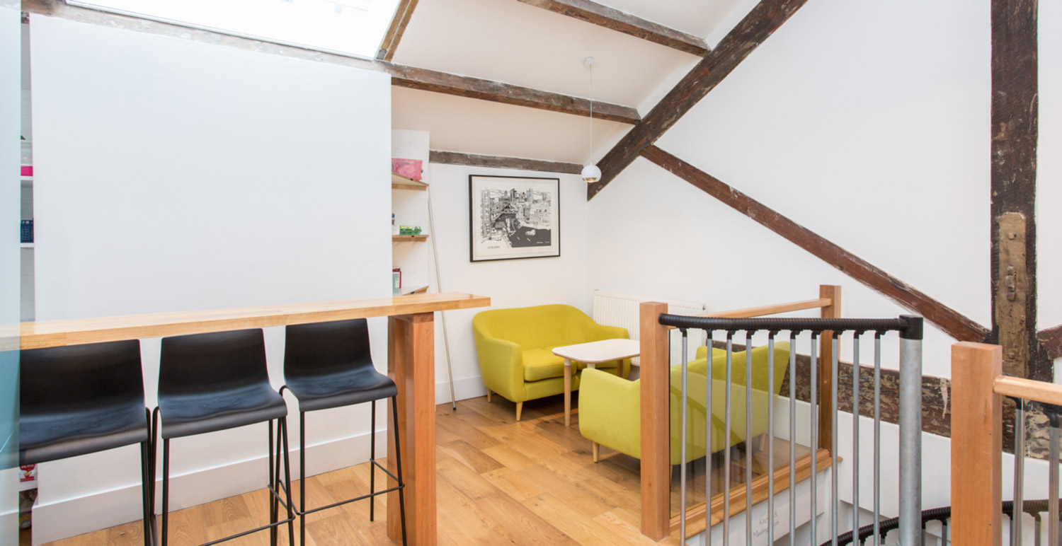 Serviced office near Old Street