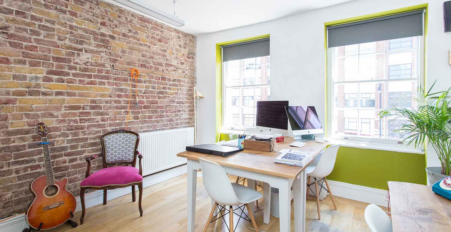 Flexible Office space in Shoreditch