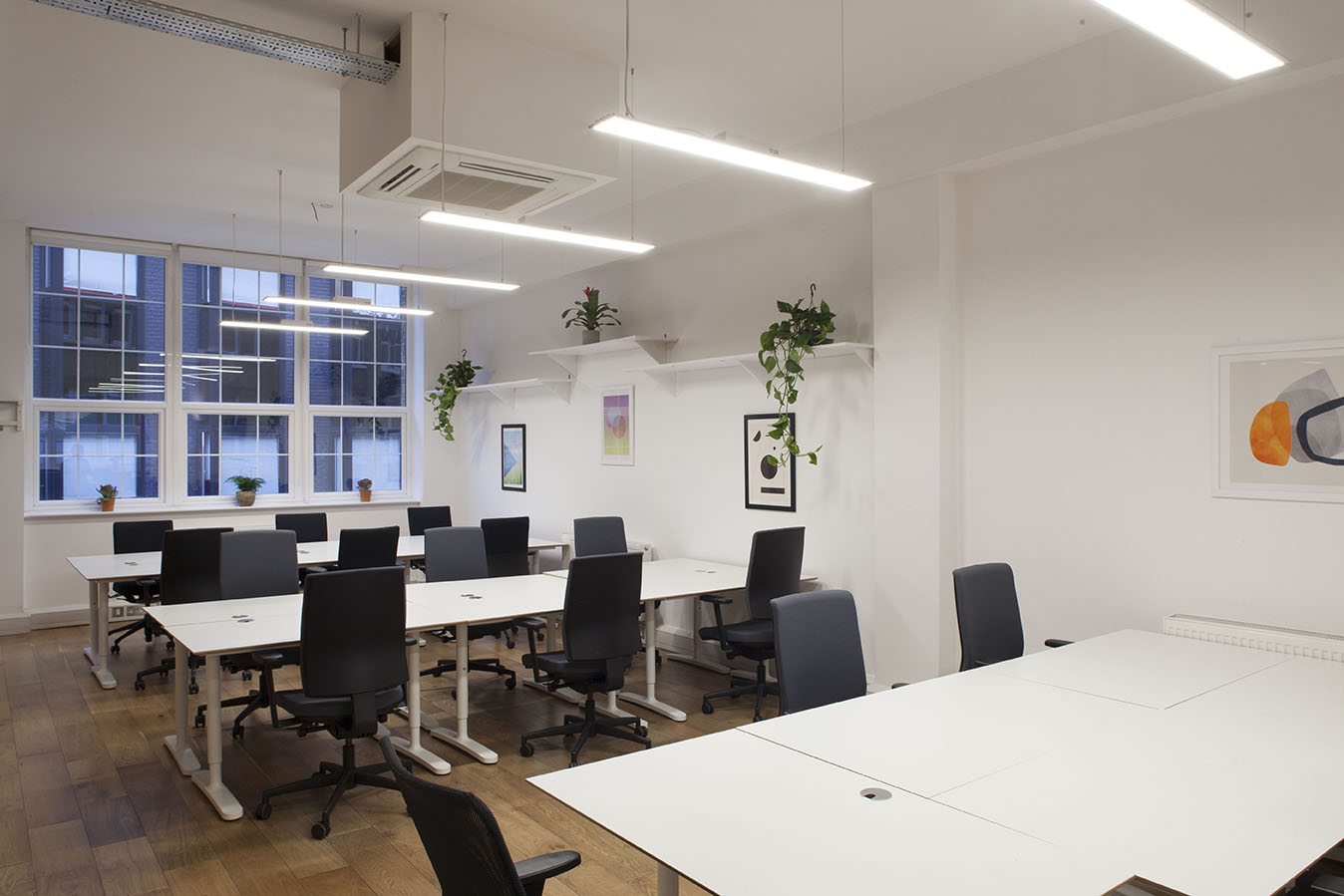Large office space near Old Street