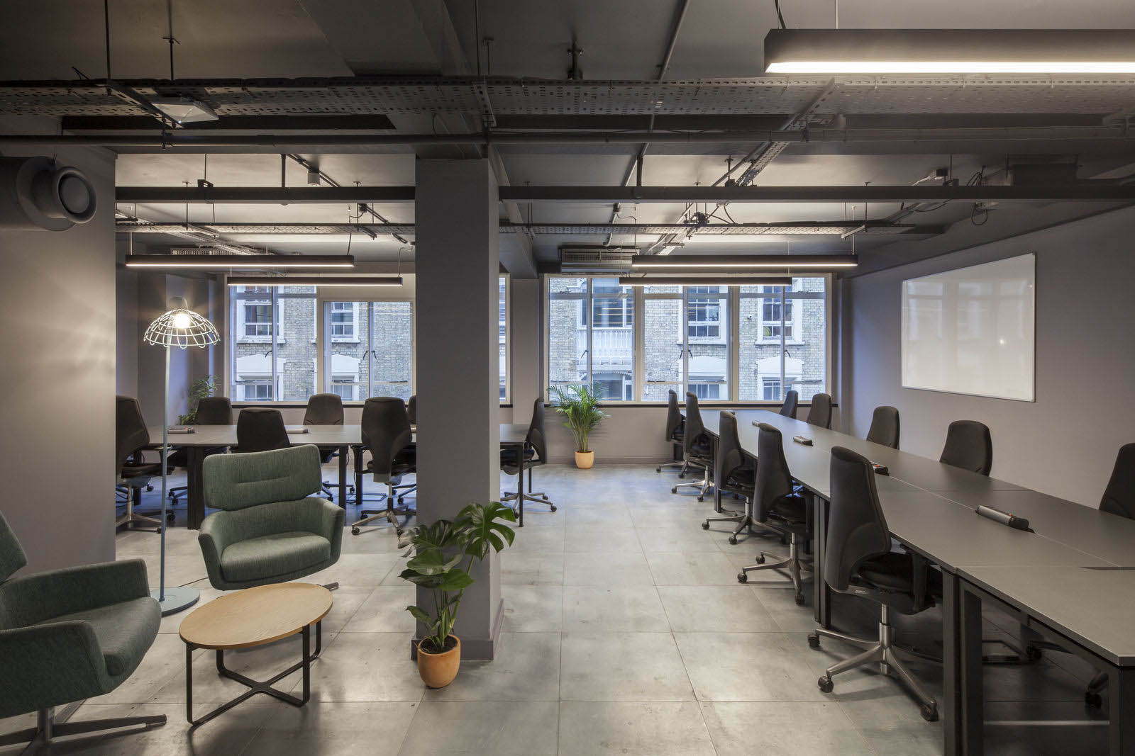 Private and serviced office space in Shoreditch