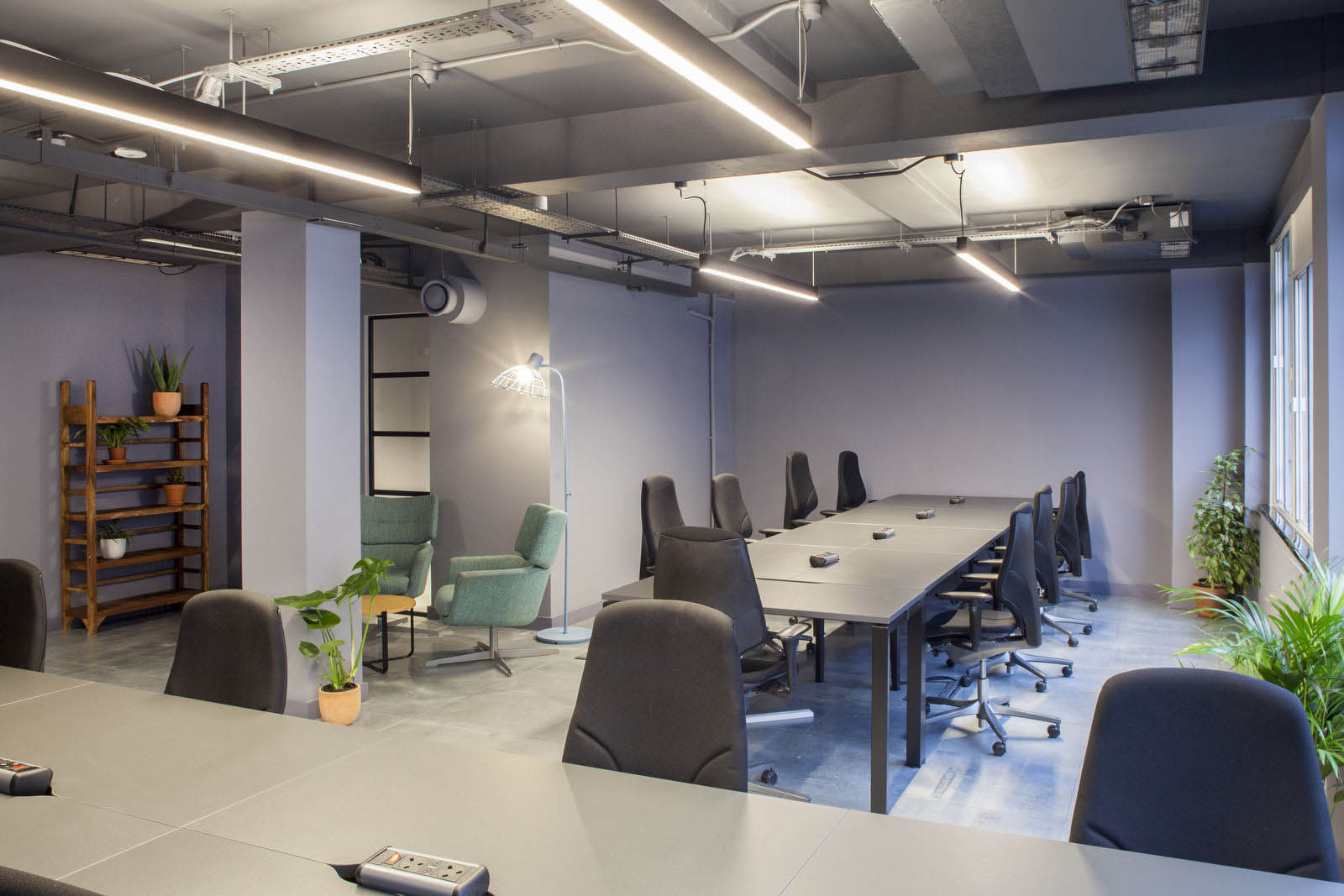 Private office space near Old Street in London