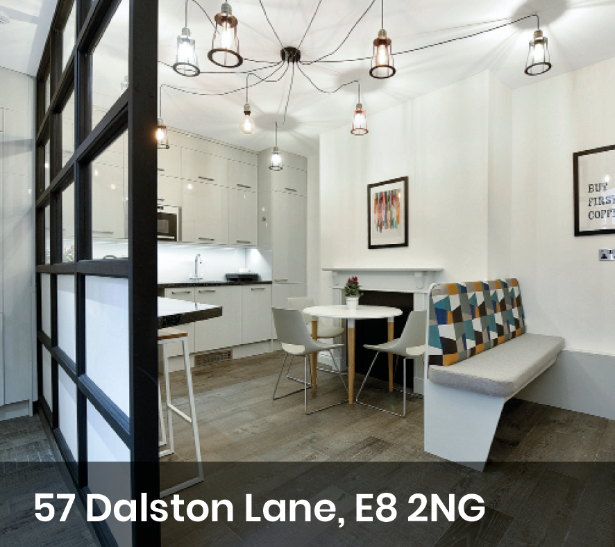 Office space in Dalston