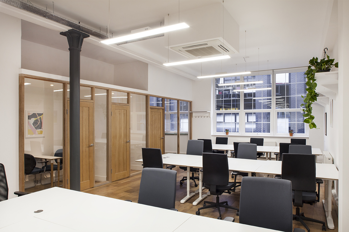 Office space near Old Street, London