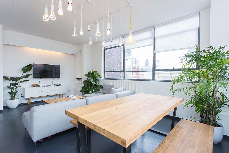 Club Row office space