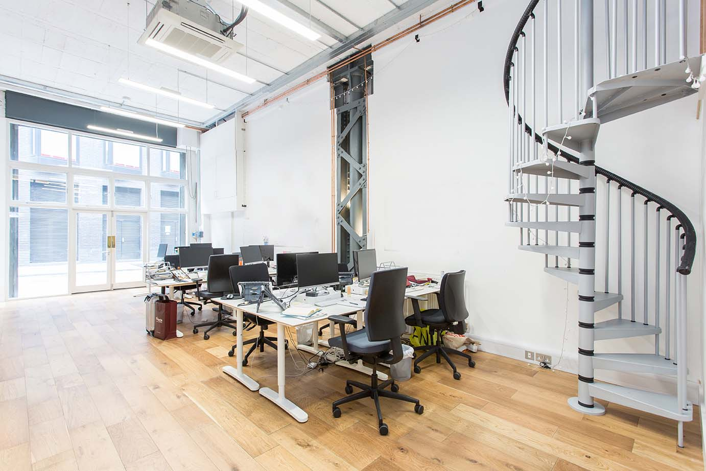 Large office space near Old Street, London