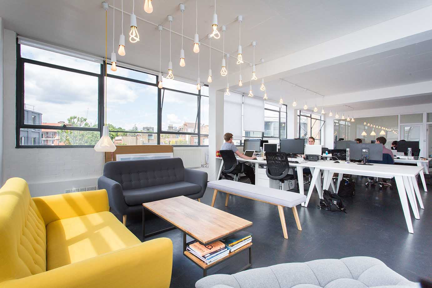 Canvas Offices - Office Space to rent London - Bethnal Green