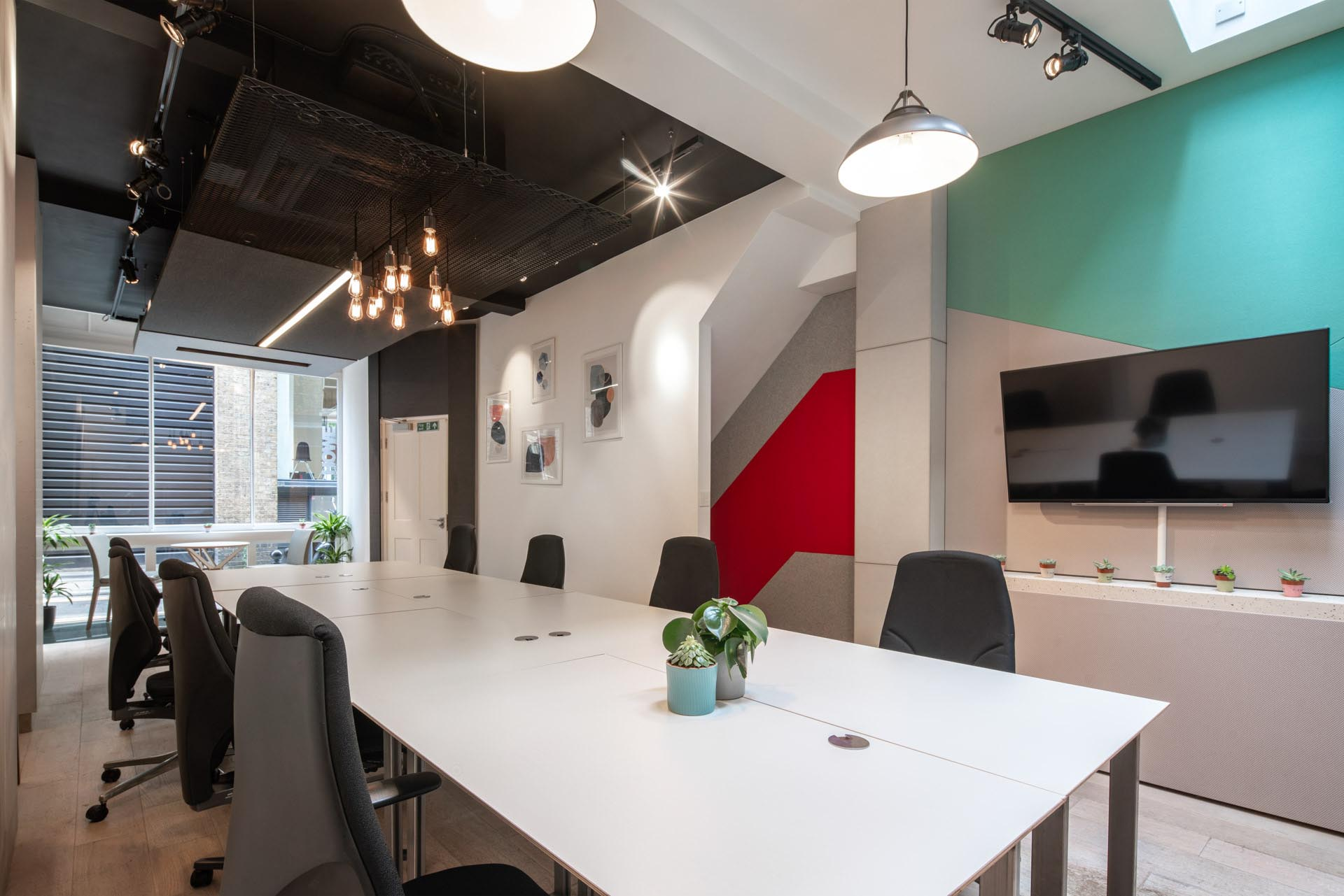 Canvas Offices - Office Space to rent London - Clerkenwell
