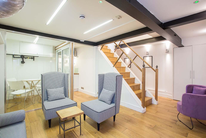 Canvas Offices - 208A Brick Lane E1 6SA