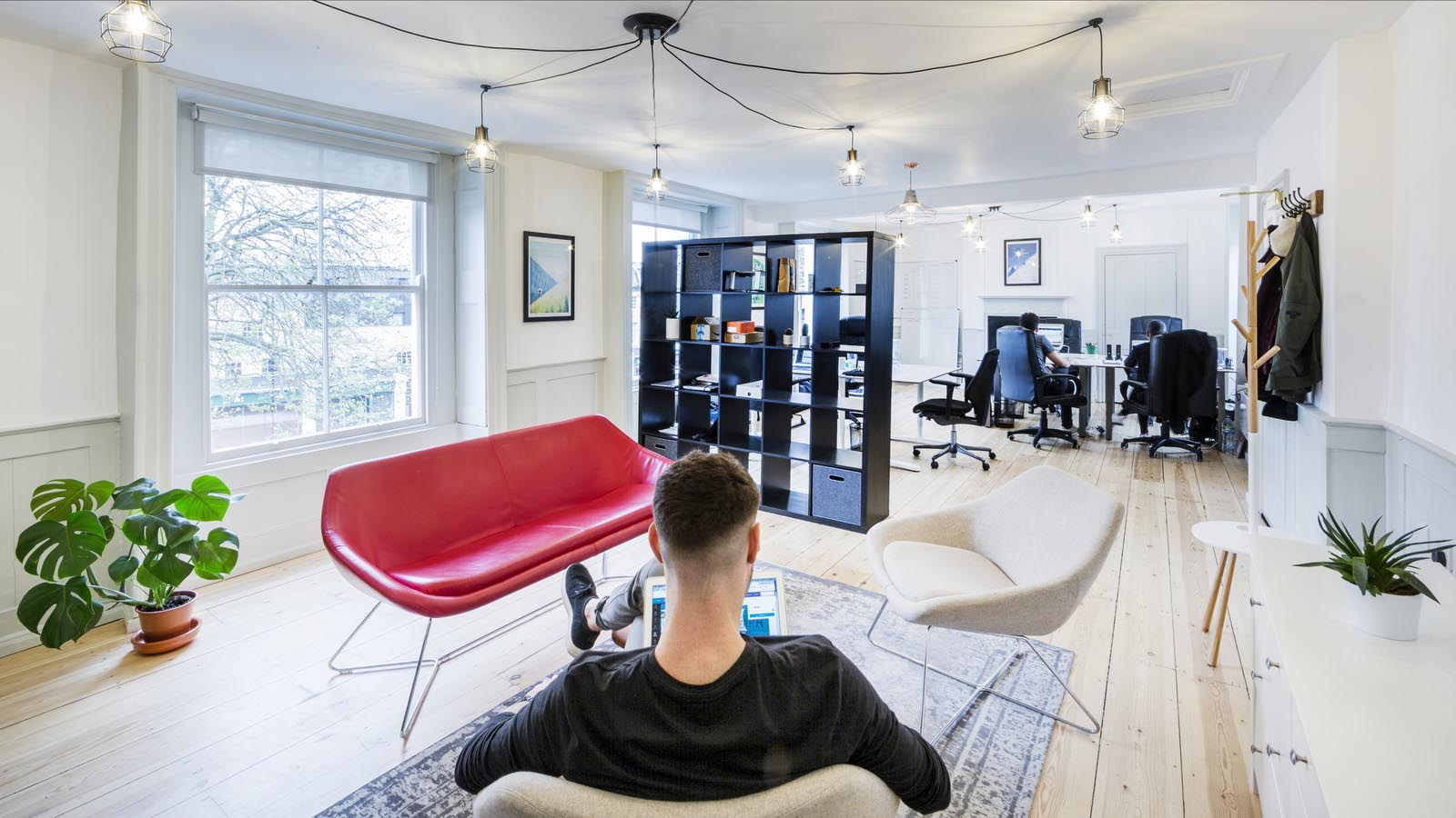 Finding creative office space in London
