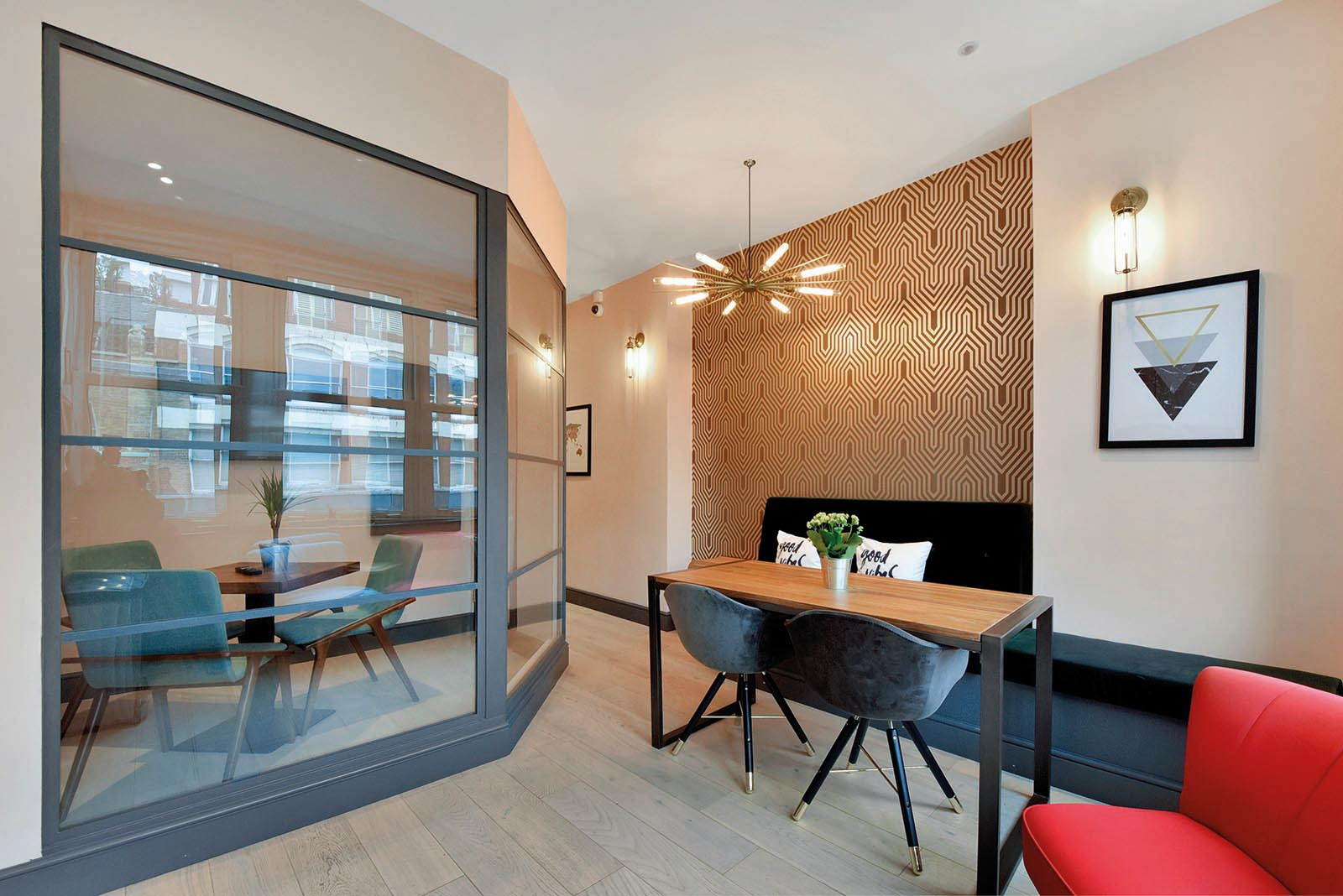 Office Space to rent Shoreditch London - Rivington Street