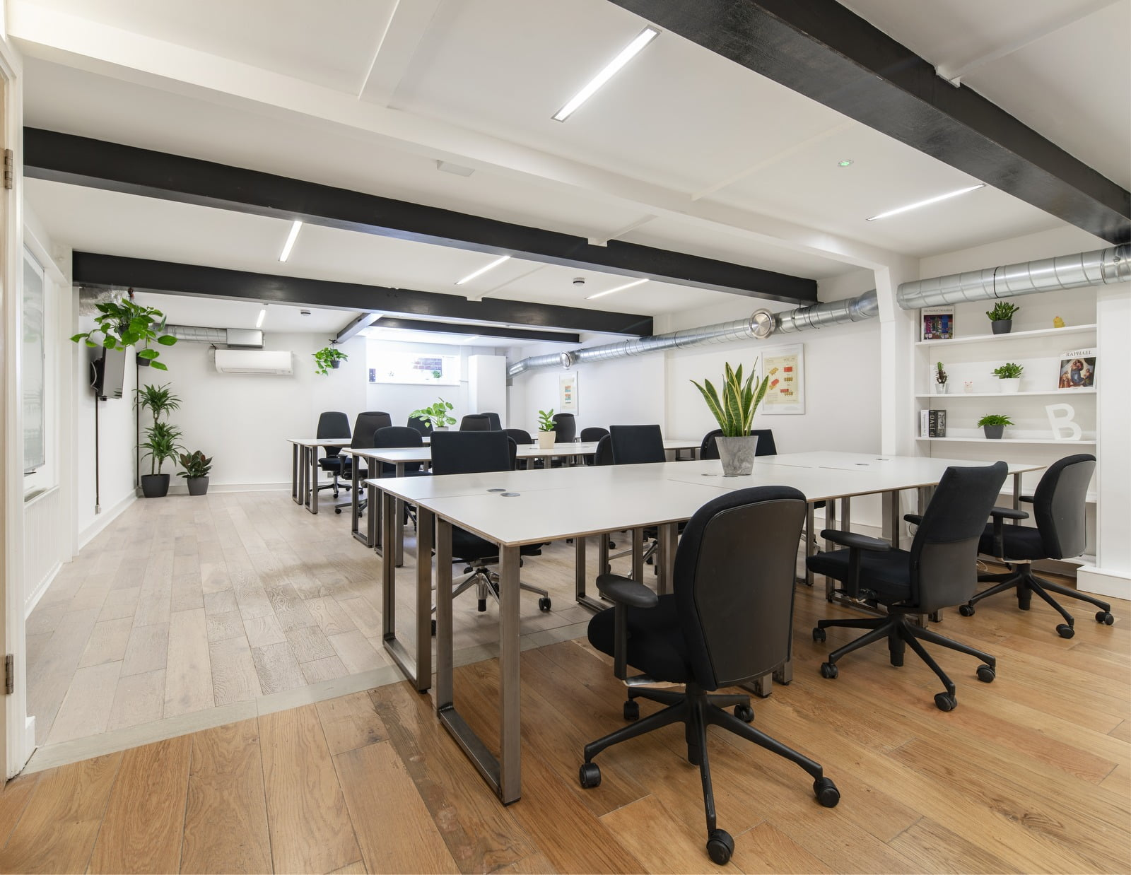 Canvas Offices - Office Space to rent London - Brick Lane