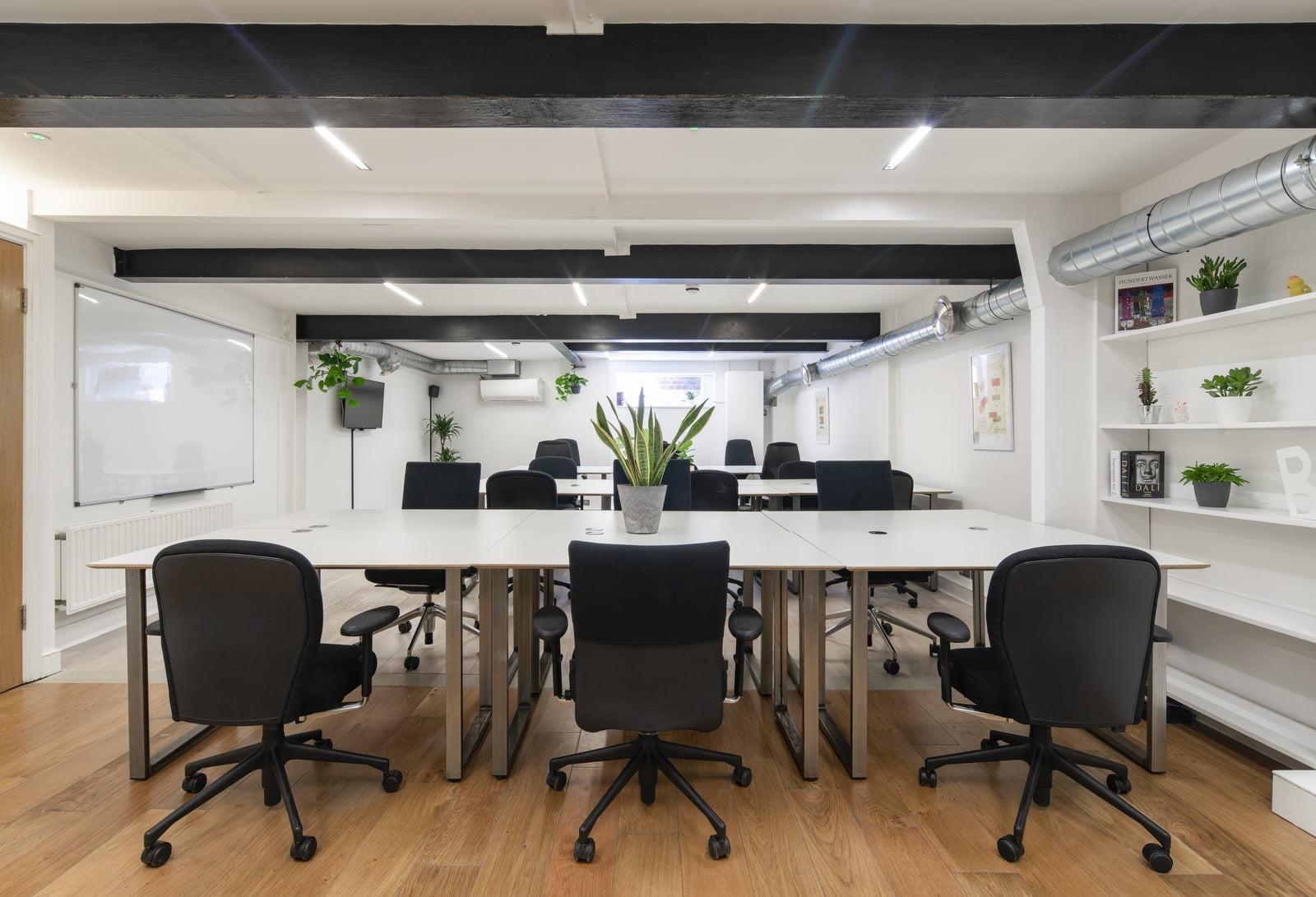 Best Office Spaces in London - Shoreditch - Brick Lane