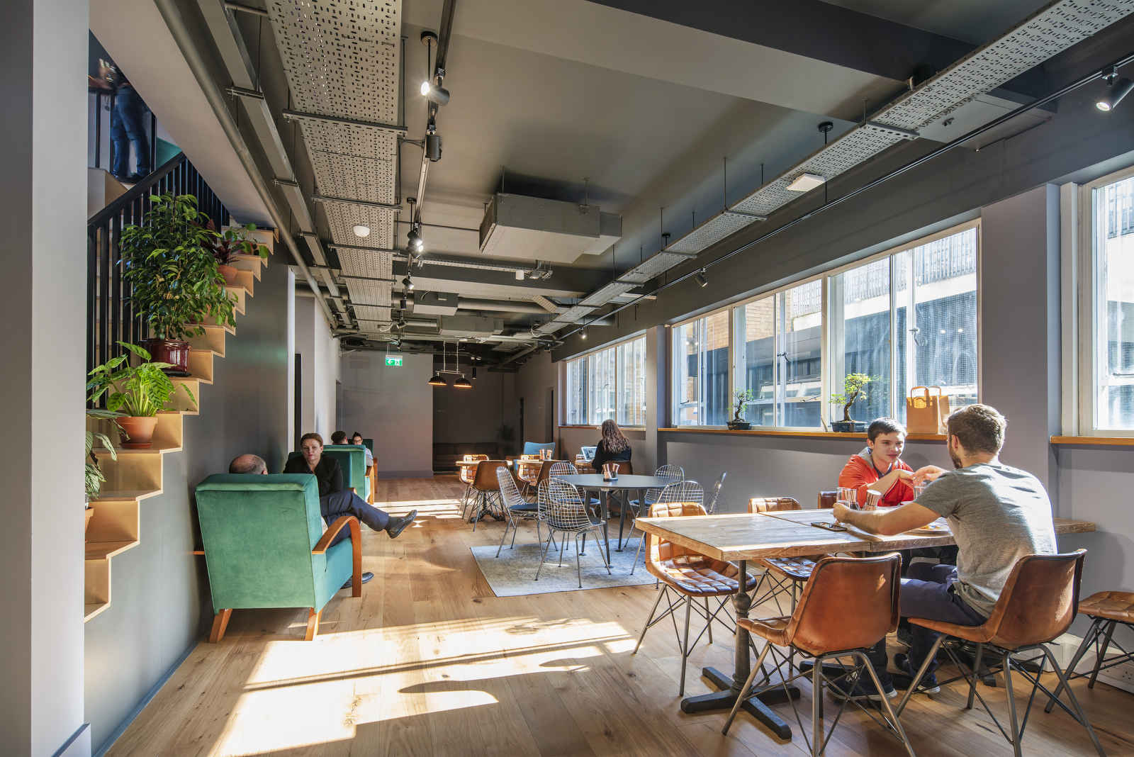 Best places for tech companies in East London