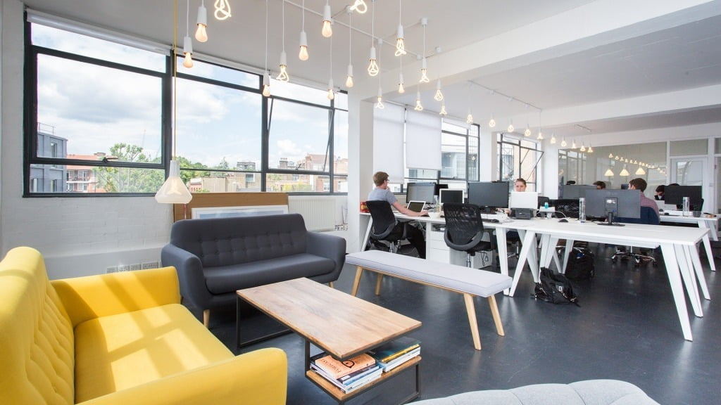 Canvas Offices - Office Space to rent London - Club Row
