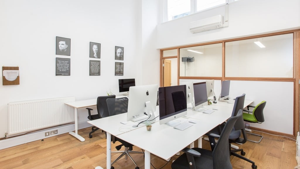 Canvas Offices - Office Space to rent London - Corsham Street