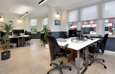 Canvas Offices - Office Space to rent London - Rivington Street