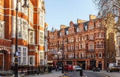Canvas Offices - Office Space to rent London - Mayfair