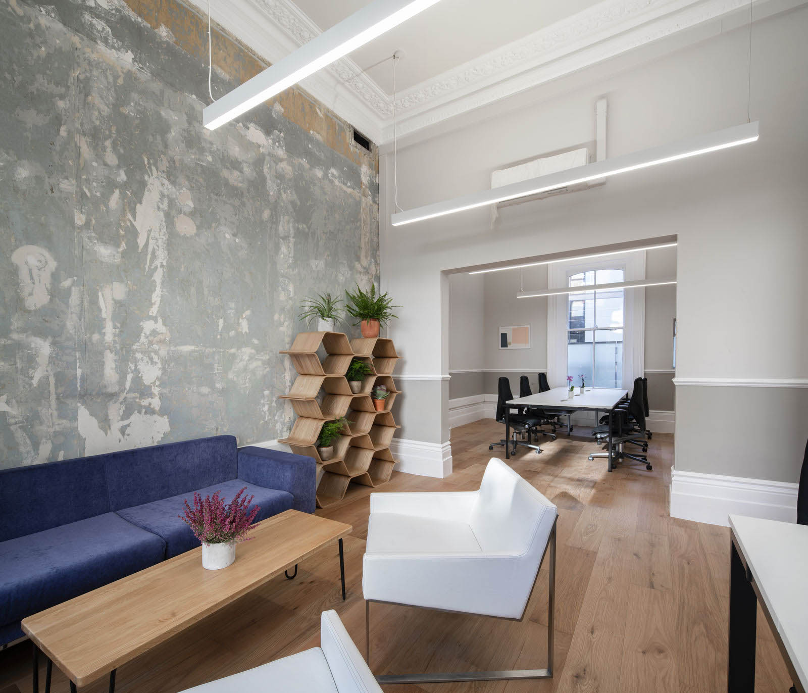 Canvas Offices - Office Space to rent London - Bond Street