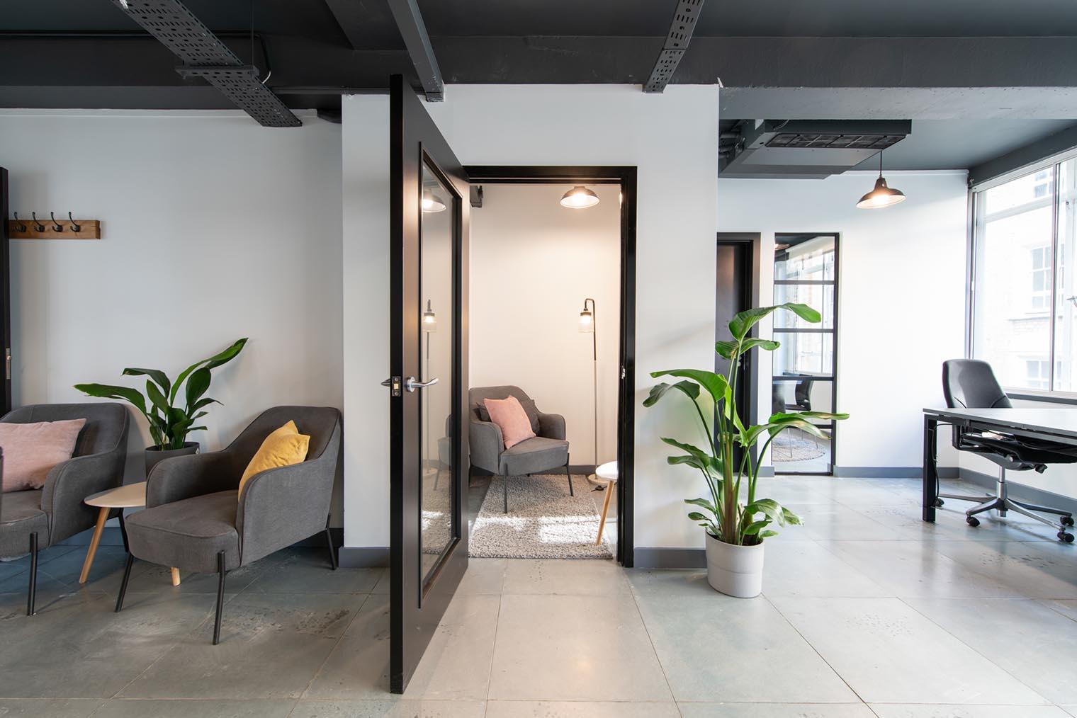 Tech startup office space London - Luke Street, Shoreditch