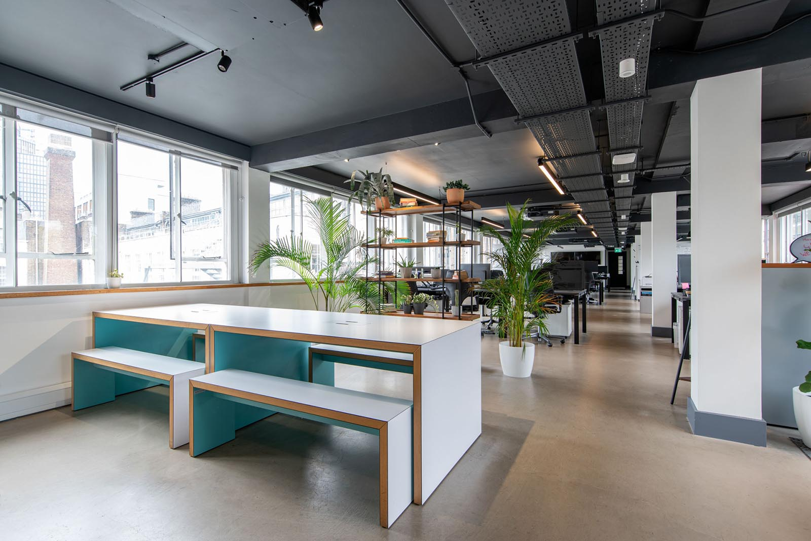 What makes a great tech startup office space? - Location - Old Street London
