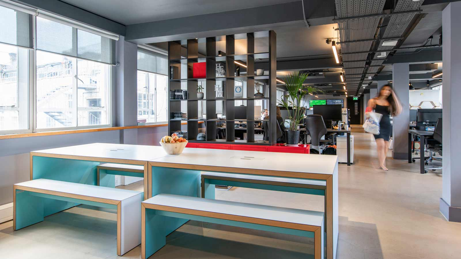 Serviced offices Shoreditch London
