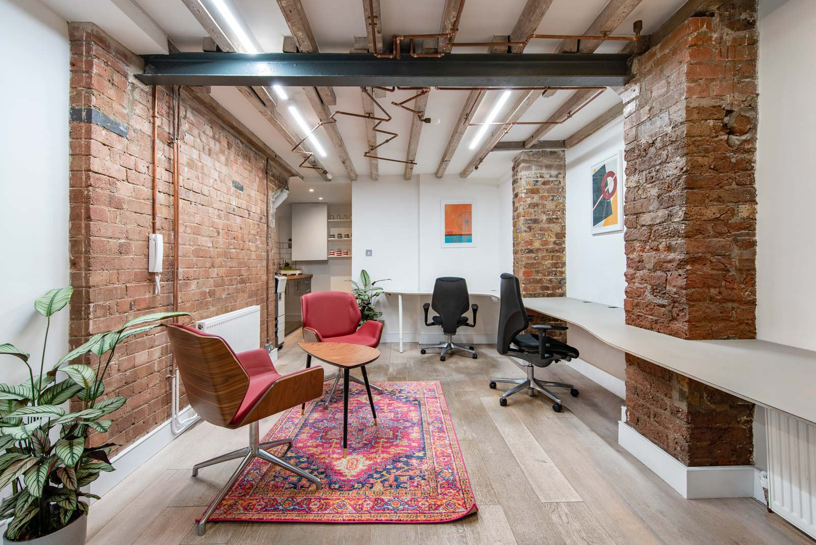 Startup office space in Clerkenwell