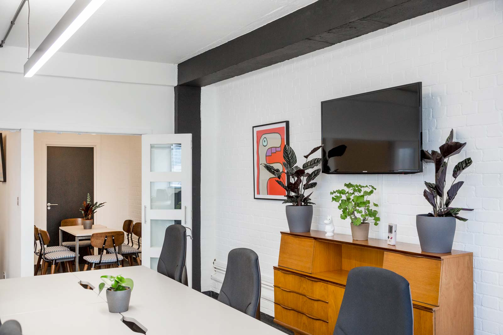 Startup office spaces in Shoreditch