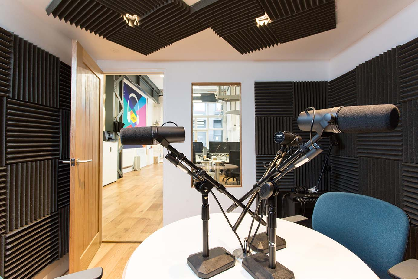 Creative office space Old Street London