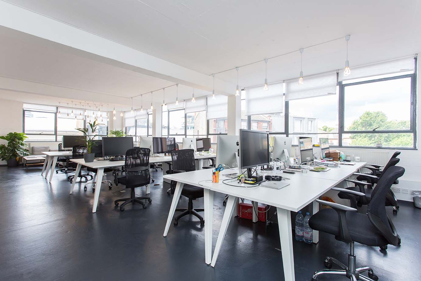 Fixed desk offices Shoreditch