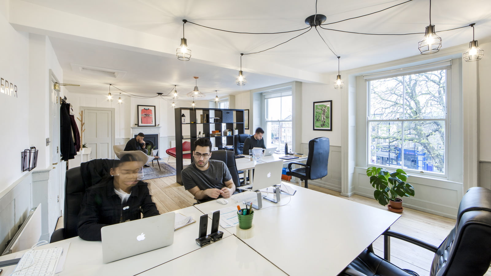 Do startups need an office?