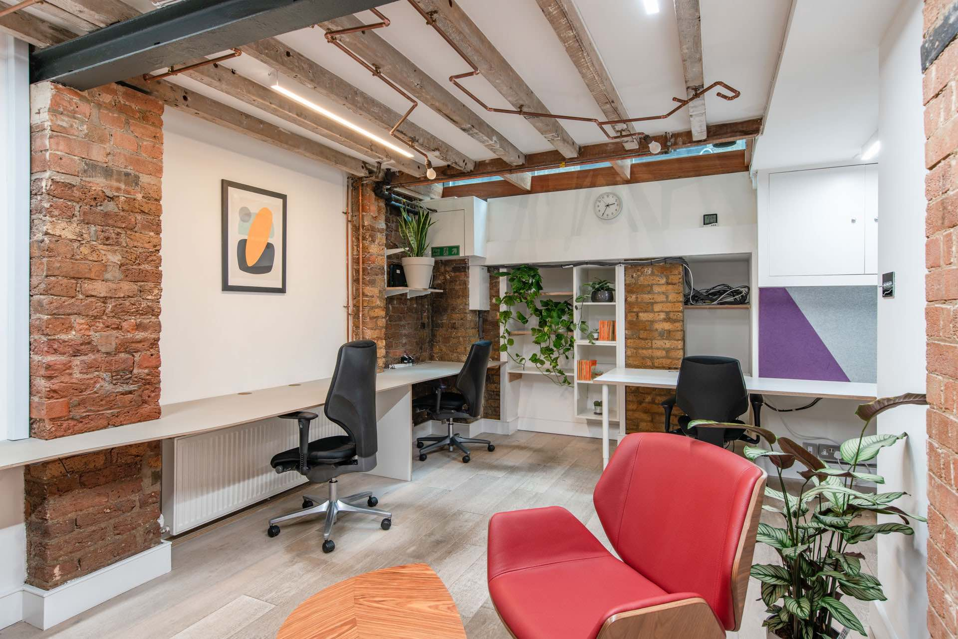 A guide to office rent in London - Office rent in Clerkenwell