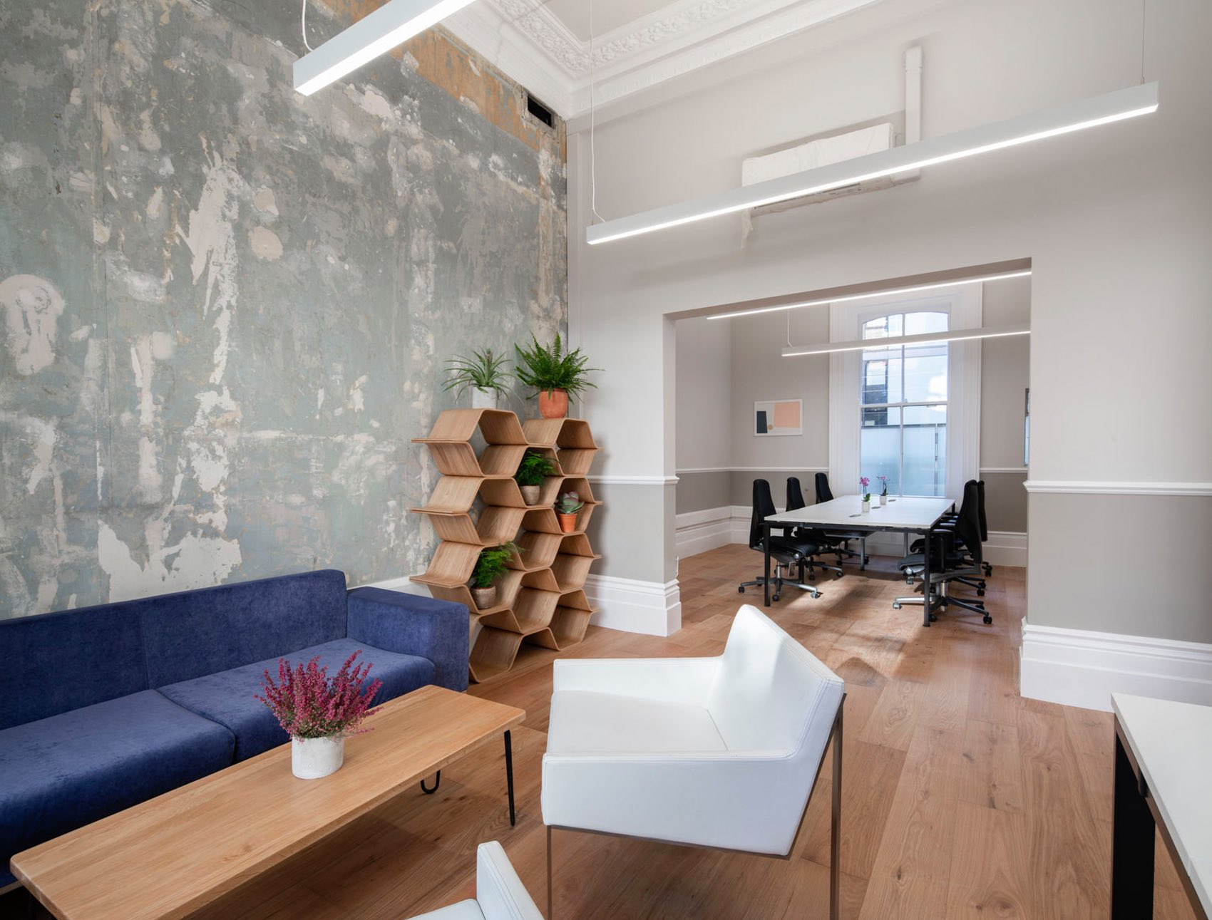 Serviced offices in Mayfair London