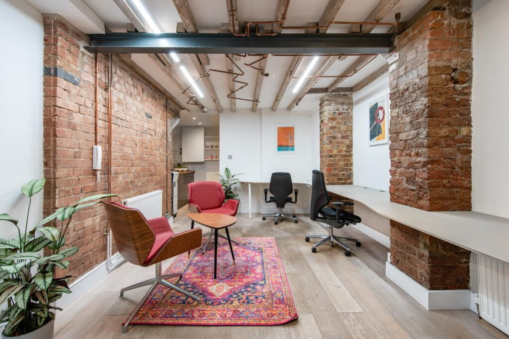 Serviced Offices in London - Clerkenwell - Albemarle Way