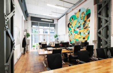 Canvas Offices - Corsham Street - Shoreditch