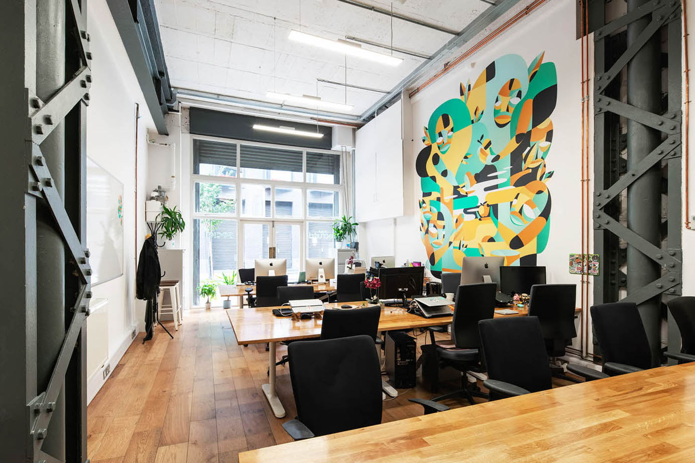 What makes a great office space for tech startups?