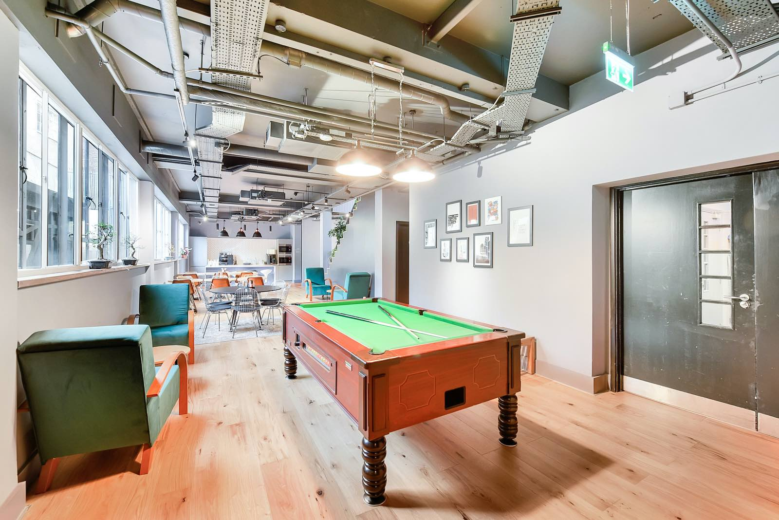 Serviced Offices in London - Luke Street - Canvas Offices