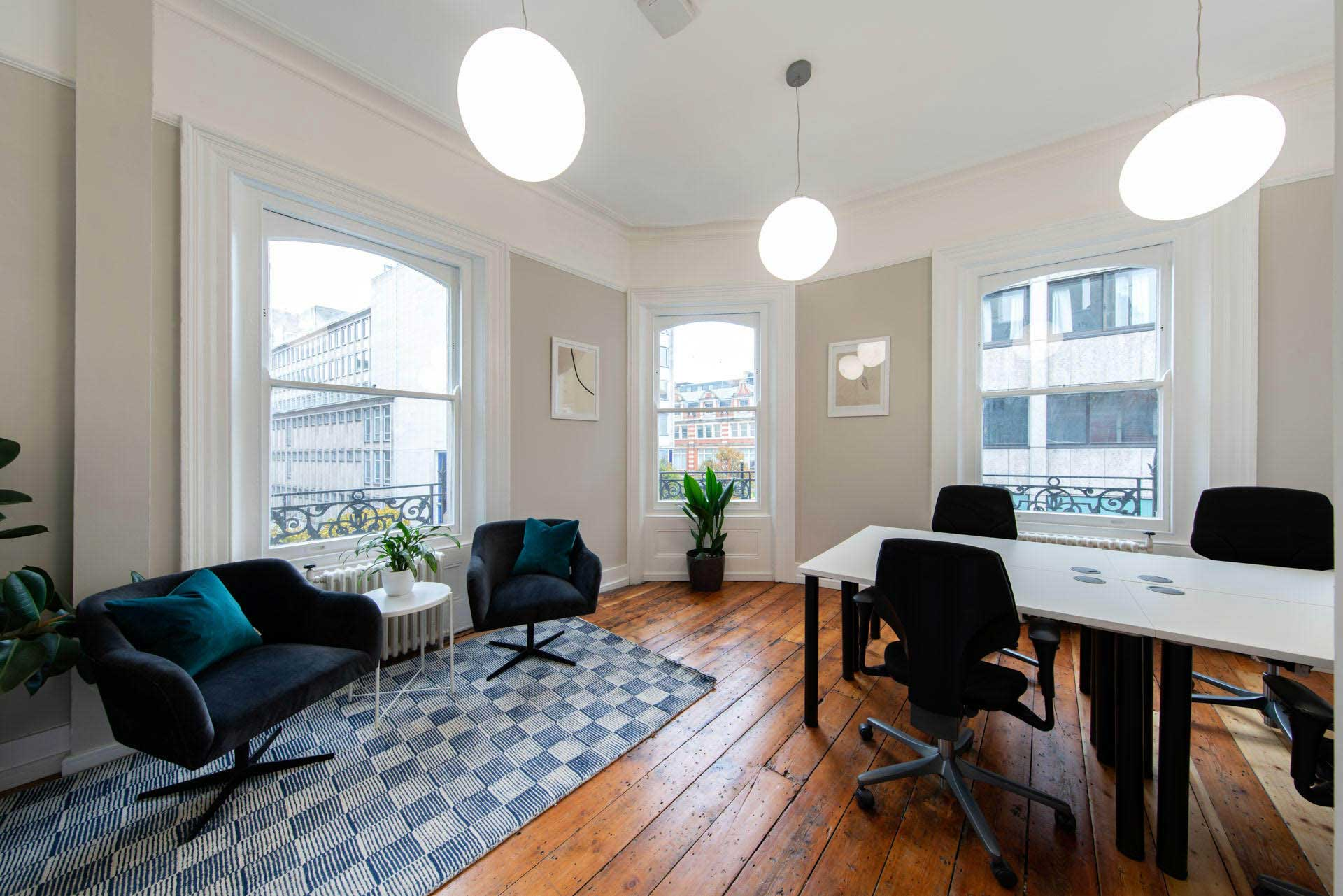 Best Offices in London - Mayfair - Binney Street