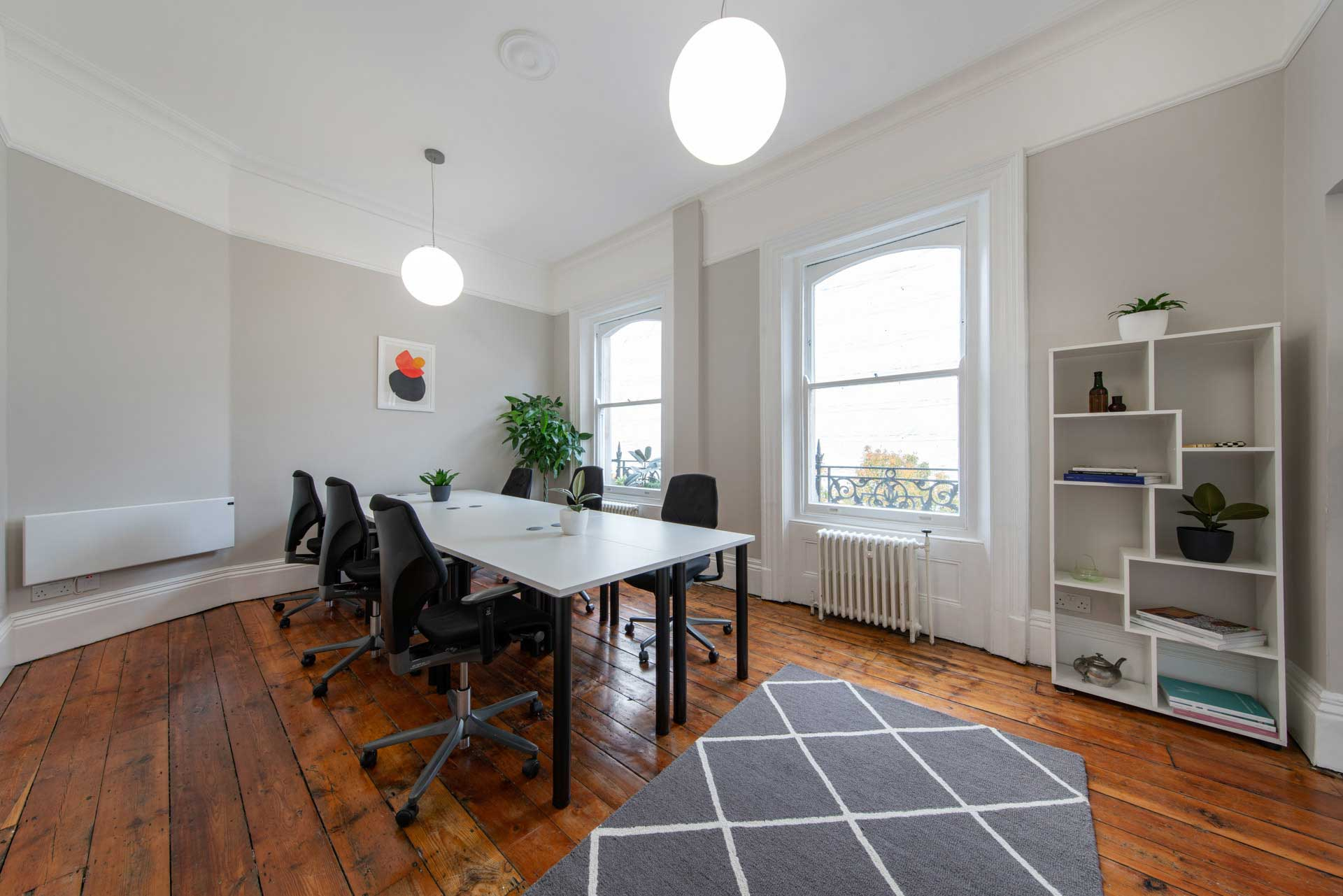 Why are so many companies looking to rent office space in Mayfair?