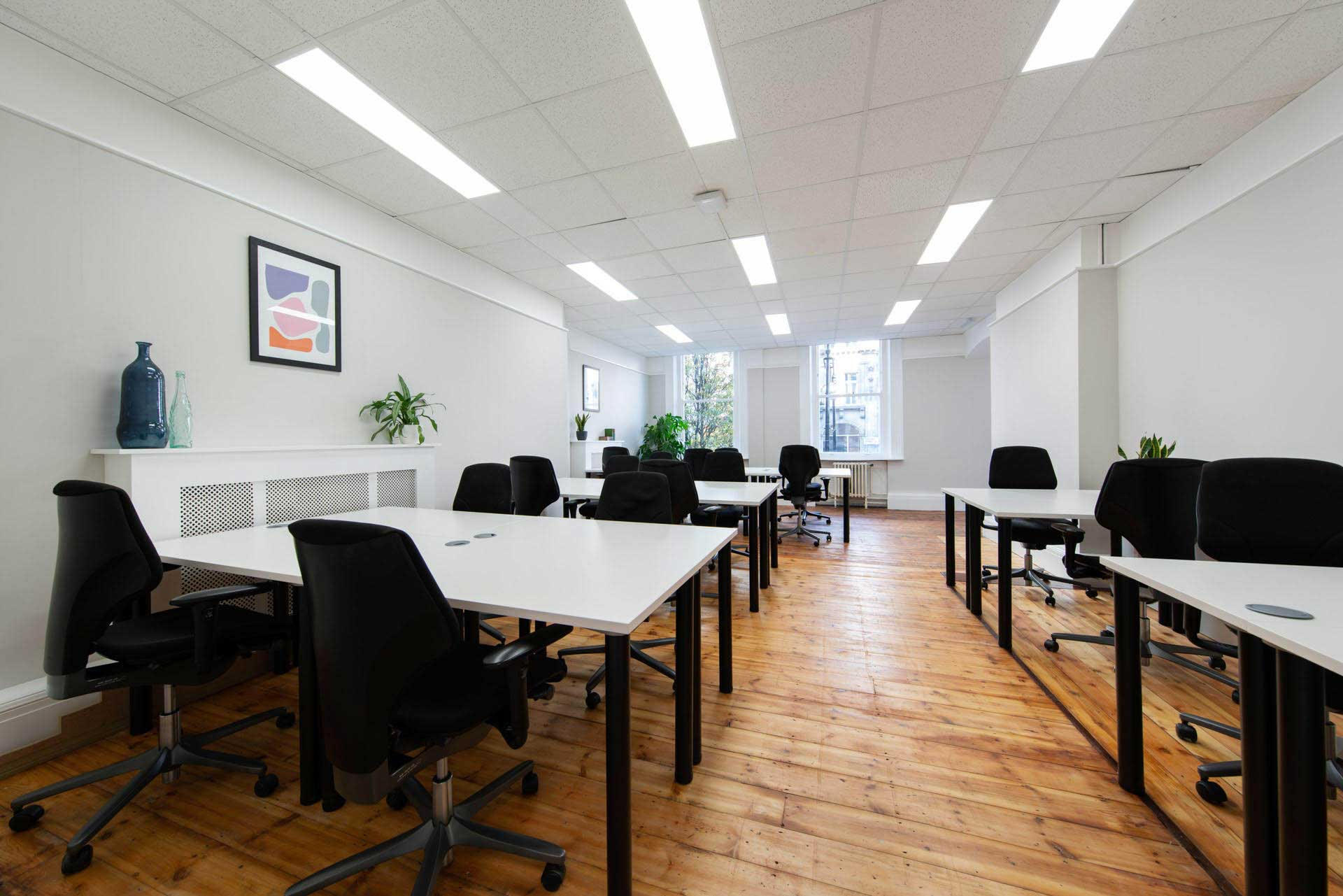 Office Space Mayfair