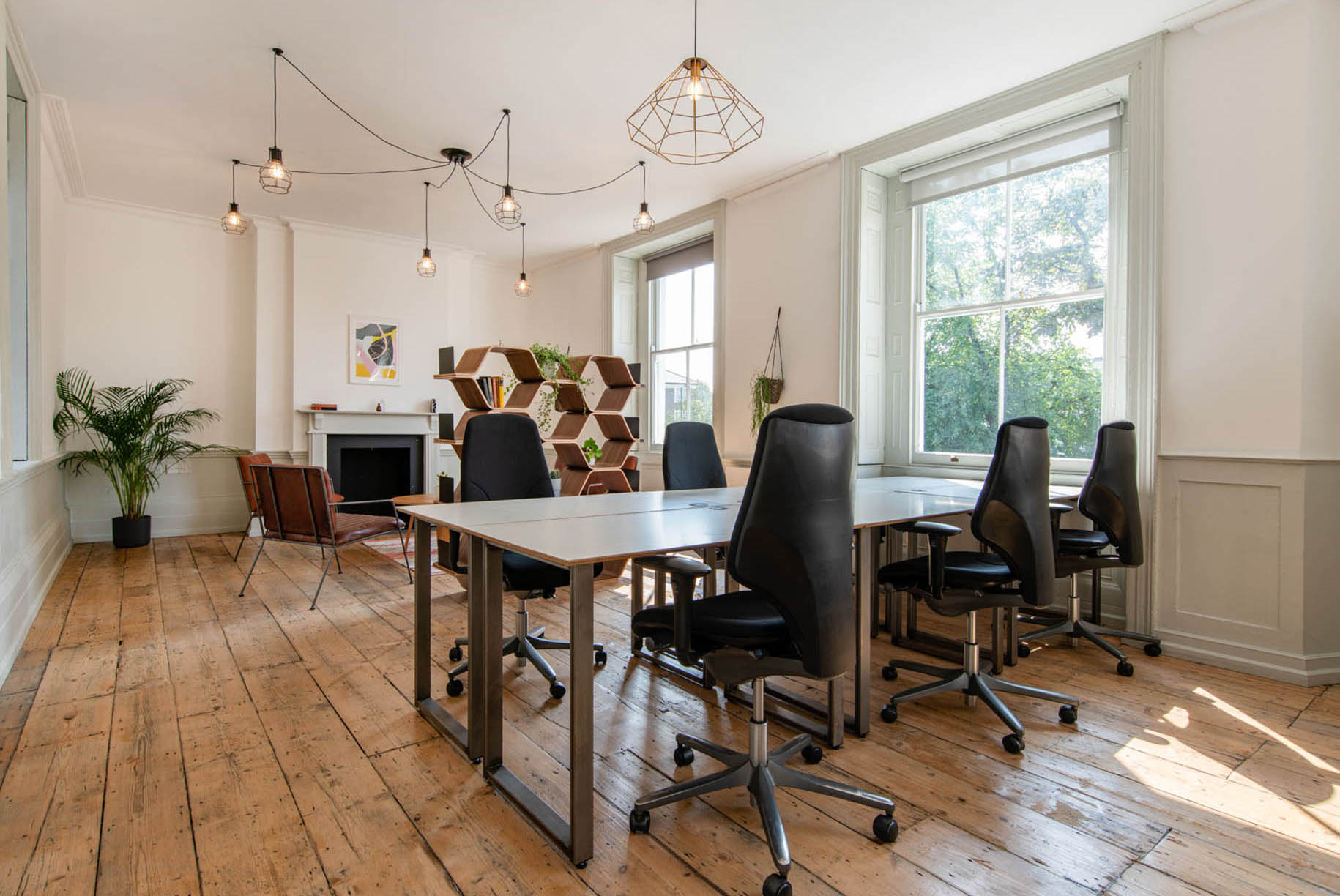 Renting an office in London after lockdown