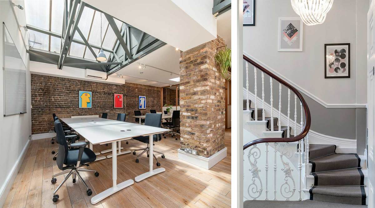 West End offices vs East End offices – your guide to renting an office space in central London
