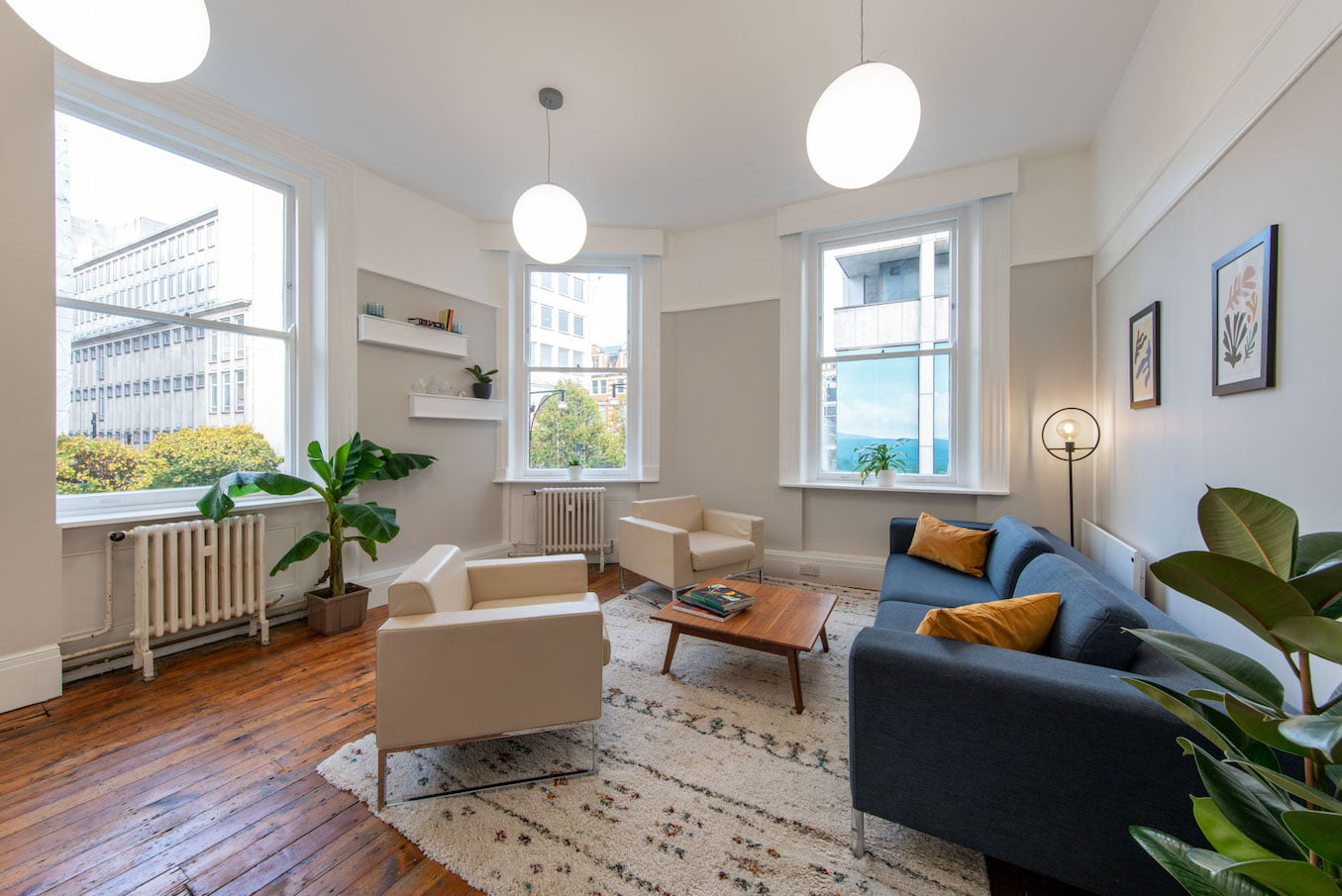 10 of The Best Office Spaces in London