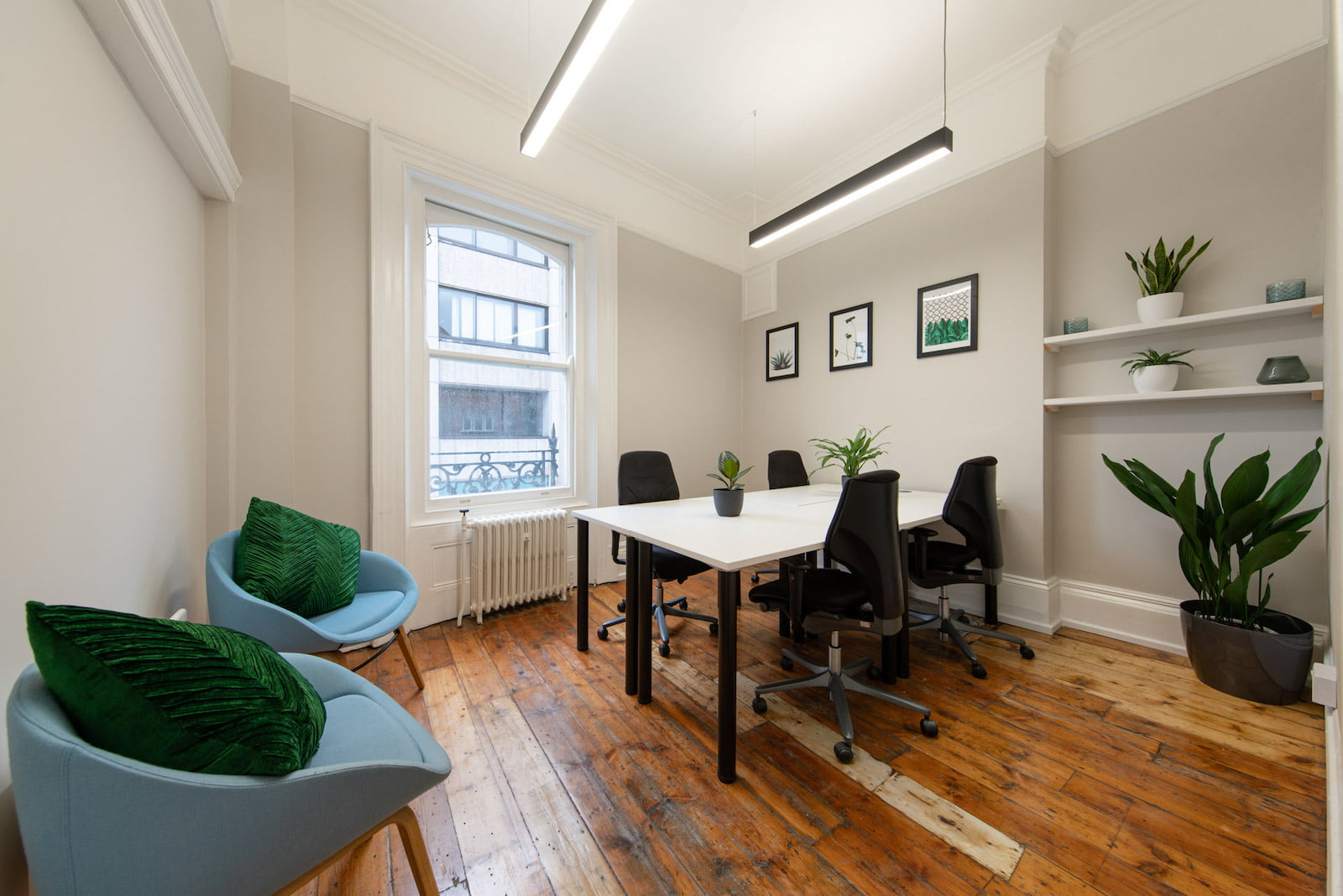 Why are so many companies looking to rent office space in Mayfair? - Belgravia
